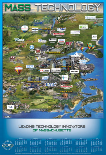 MASS TECHNOLOGY 2019 MAP AND CALENDAR