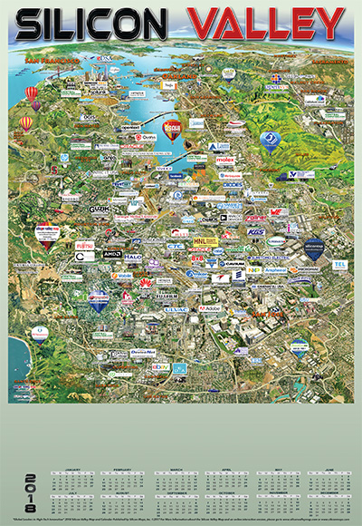 Silicon Valley 2018